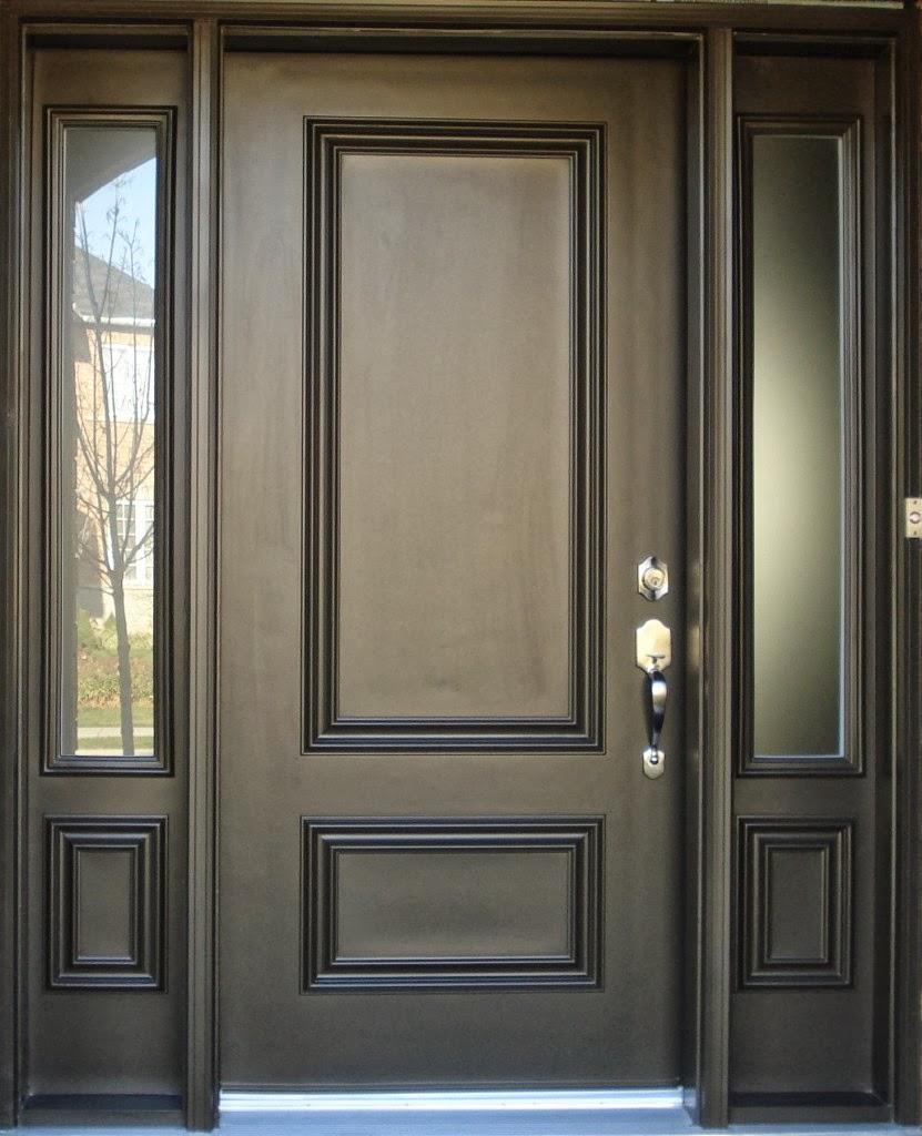 65 Model Pintu Rumah Minimalis Desainrumahnyacom