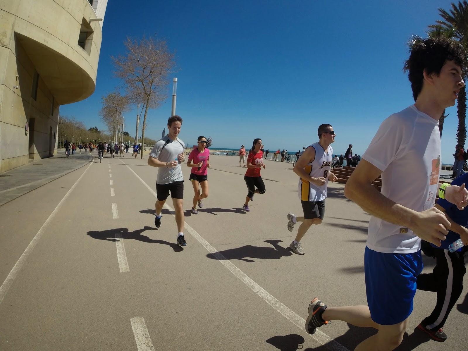 desvirtualizacionrunnera entreno running barcelona