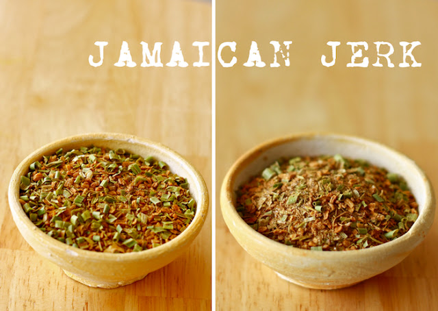 how to make jamaican jerk seasoning?