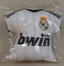 bantal jersey real madrid