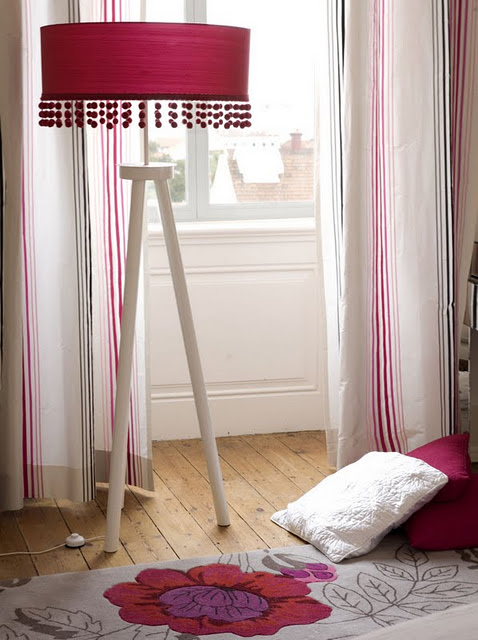 Home styling ana antunes my vibrant color is fuchsia for Old house tunes