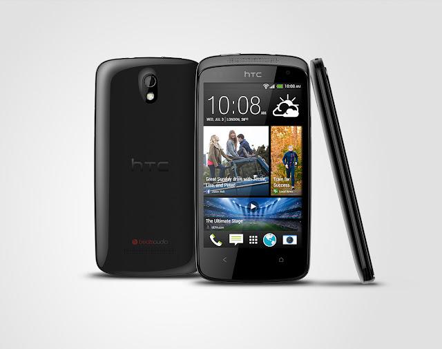 Lanzamiento HTC Desire 500