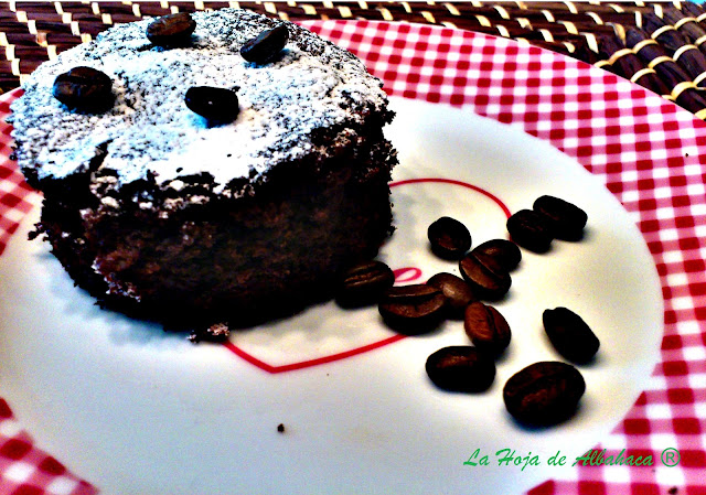 Bizcocho, Chocolate, Café