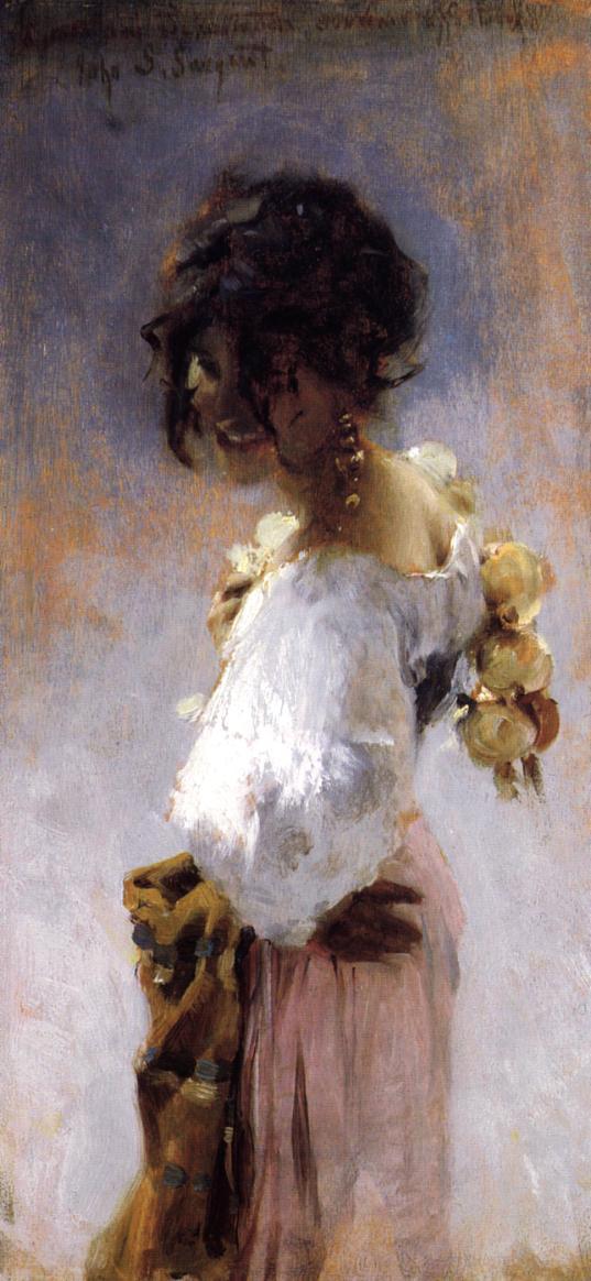 Singer Sargent rosina