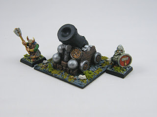 Dwarf Mortar (model by Scotia Grendel)