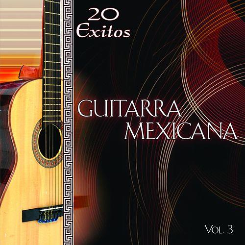 Cd Guitarra Mexicana vol.3 500x500