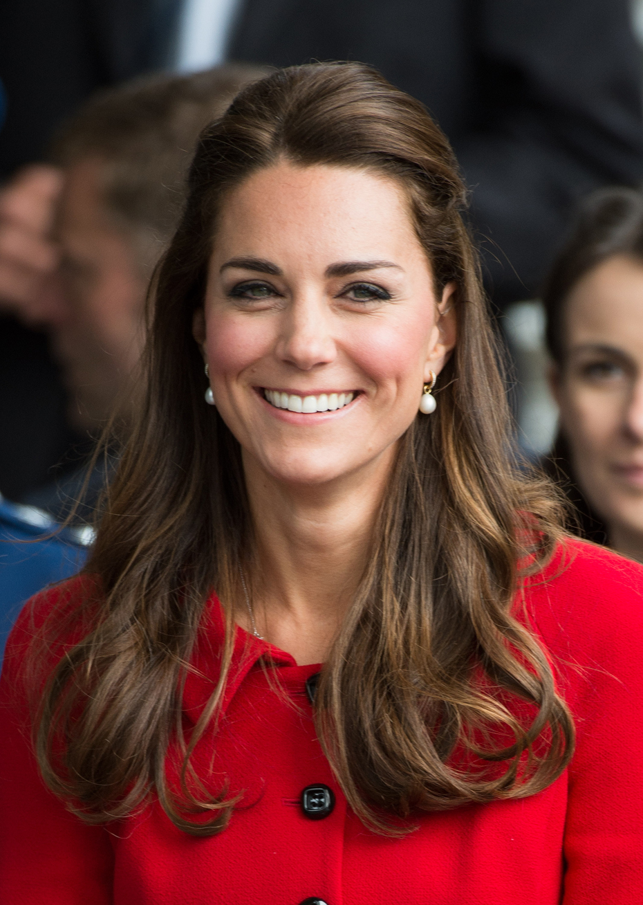 Duchess of Cambridge, Kate Middleton, Australia 2014, pearl earrings, Annoushka Ducas