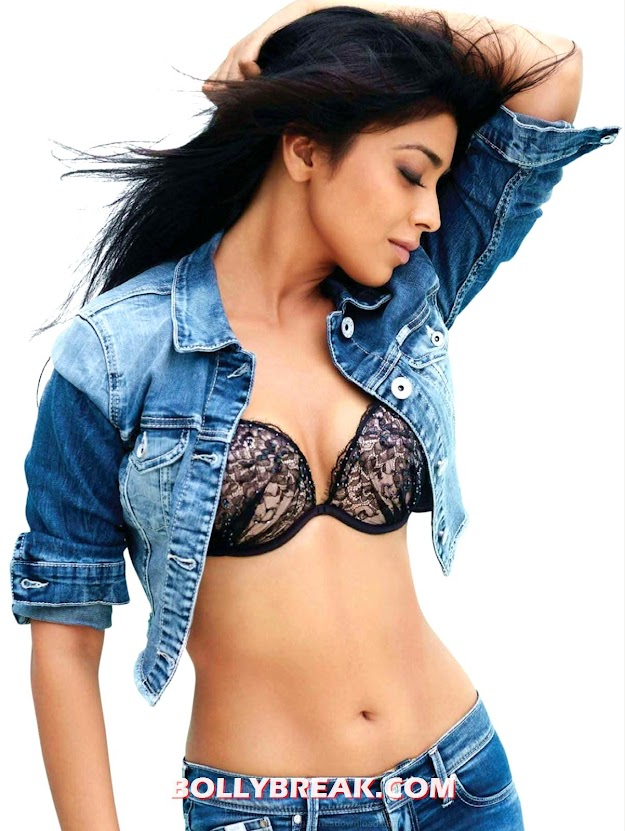 Shriya Saran Maxim HD Bikini Scans - August 2012