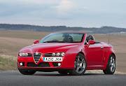 2011 Alfa Romeo Brera. Alfa Romeo Brera. 2011 Alfa Romeo Brera
