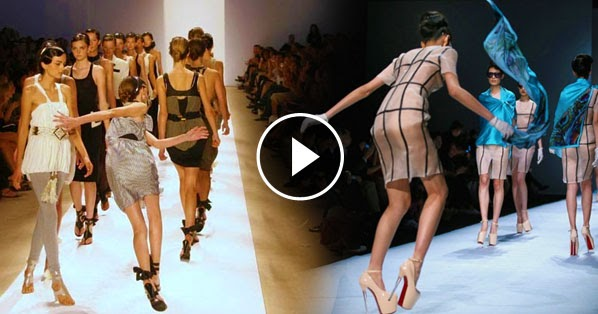 VIRAL: Unbelievable thing happened to models while walking on Catwalk