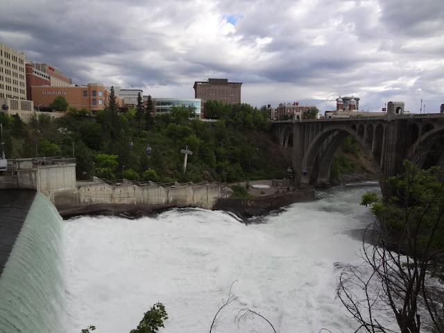 Spokan Falls