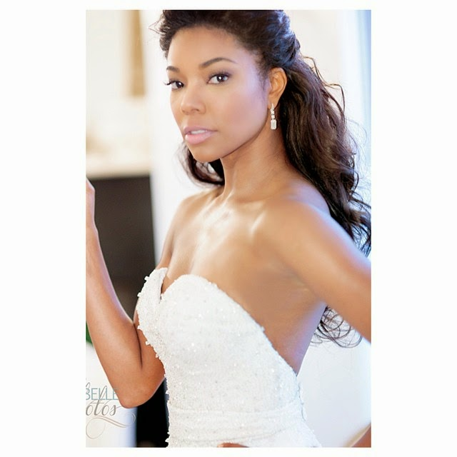 Gabrielle Union Wedding Cake