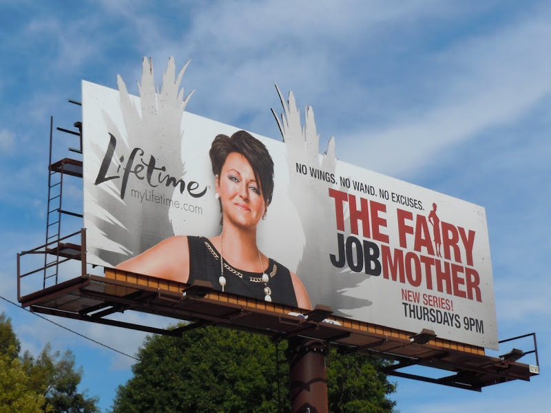 Fairy Jobmother Lifetime billboard