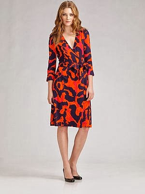 wrap dress 2013