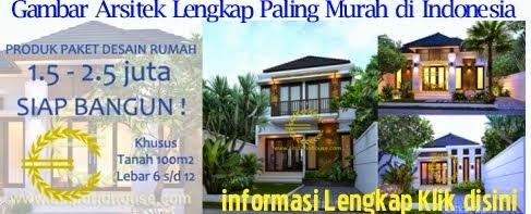PROMO DESAIN ARSITEK ONLINE TERBARU TERIMA JASA DESAIN SELURUH INDONESIA