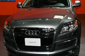 Wallpaper Audi Q7 S Line