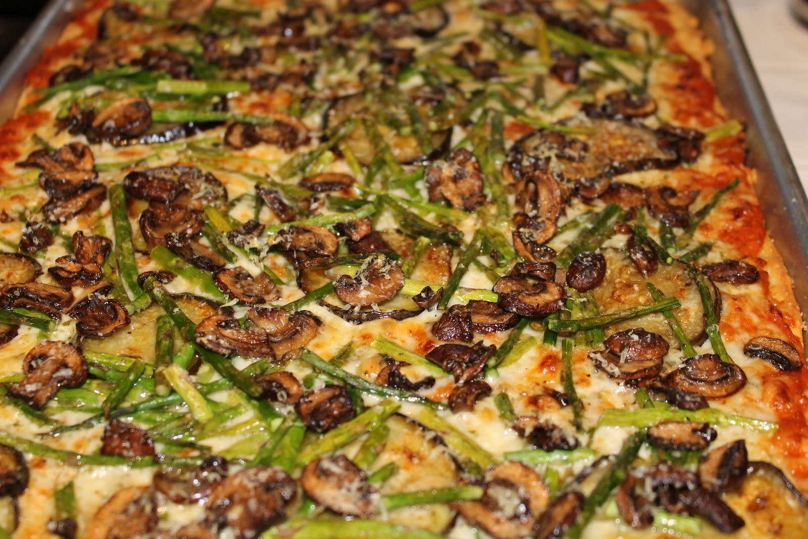 For the dough, I made a basic recipe that I use for just about all my ...
