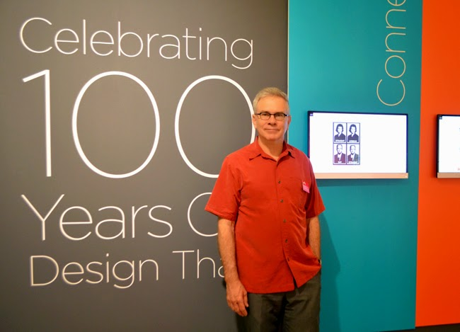 Doug Grimmett, Co-curator, AIGA100, Museum of Design Atlanta