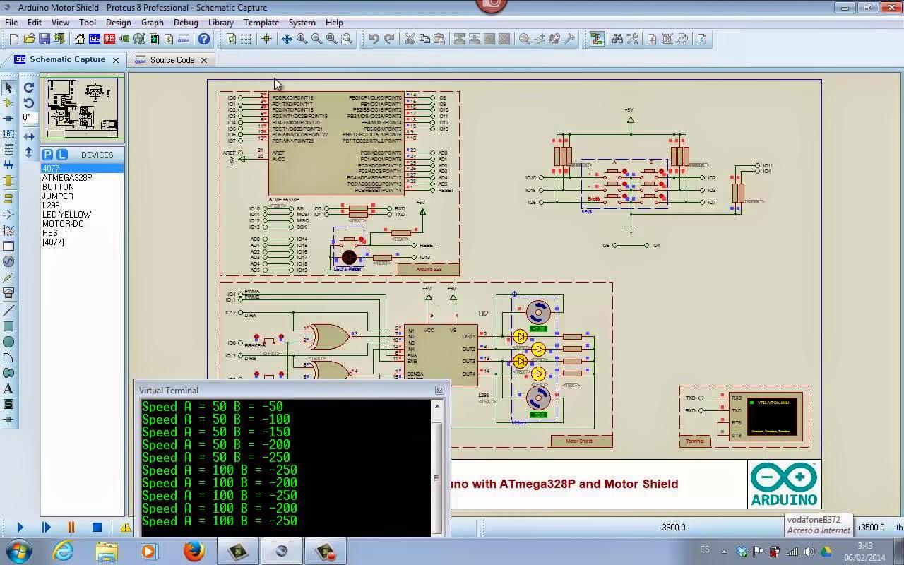 Download library arduino proteus 8 lengkap