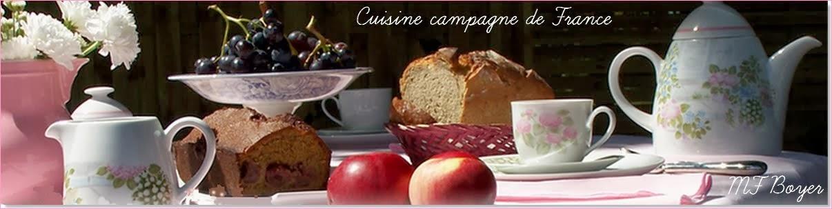 Cuisine campagne de France