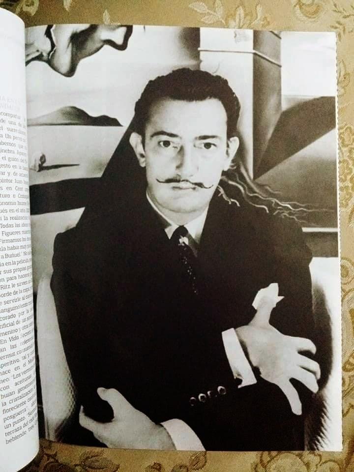 Dalí Culture Cocktails Magazine