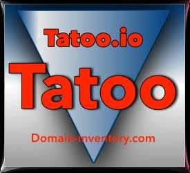 Tatoo.io is for sale at sedo.