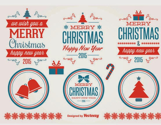 Christmas Vector Elements 2