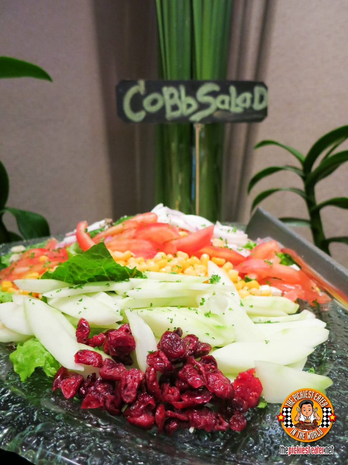 cob salad at oakwood premier