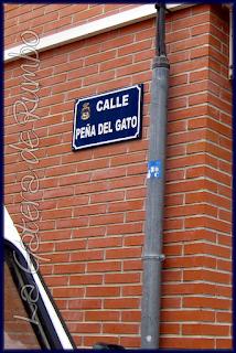 Calle Peña del Gato