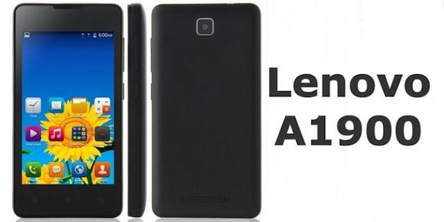 Ponsel Quad Core 700 Ribuan - Lenovo A1900