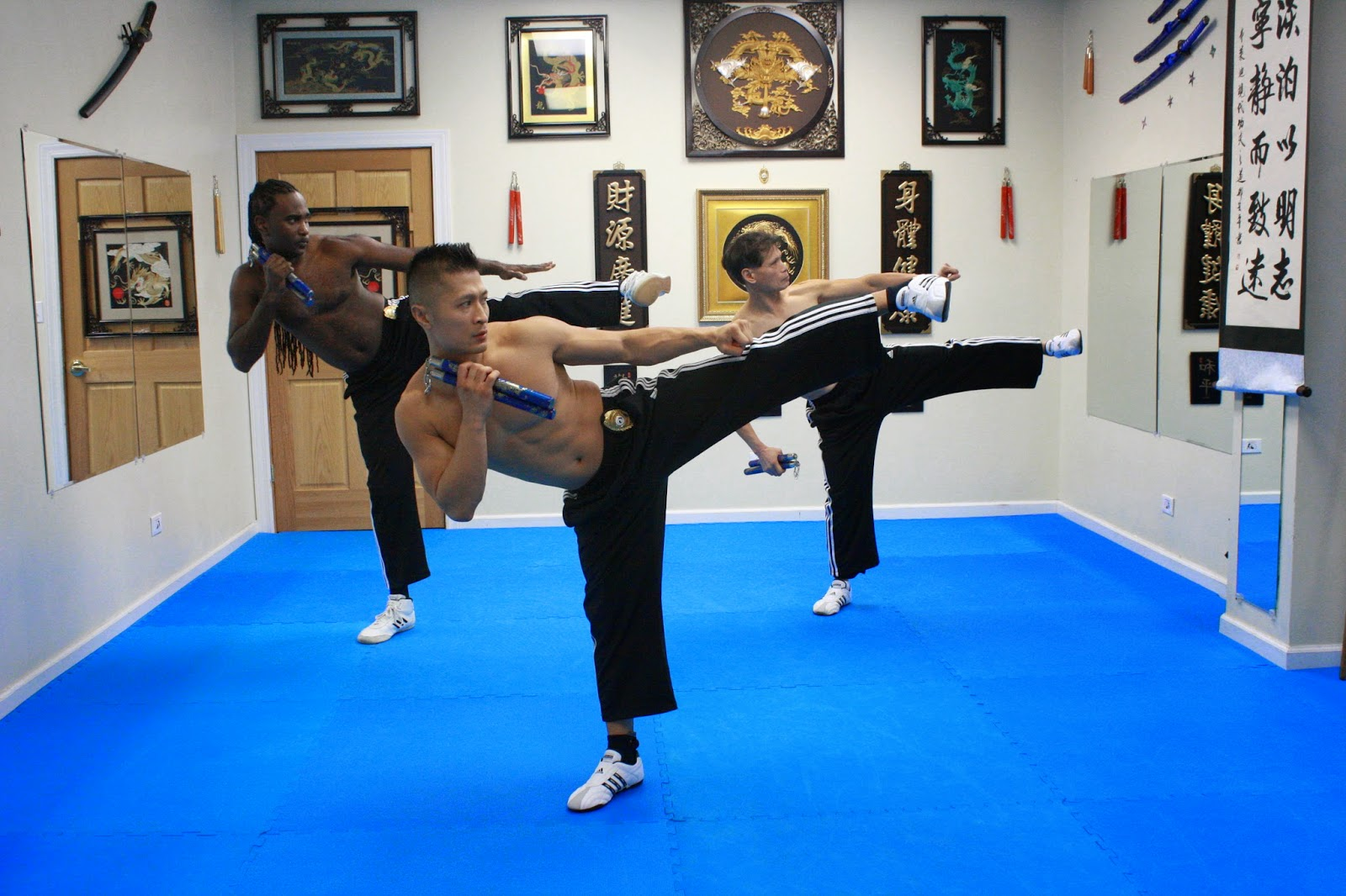 tao of freddie s modern kung fu tae kwon do is jeet kune do