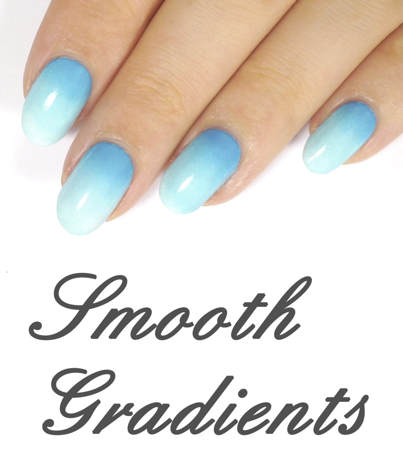 Smooth gradients