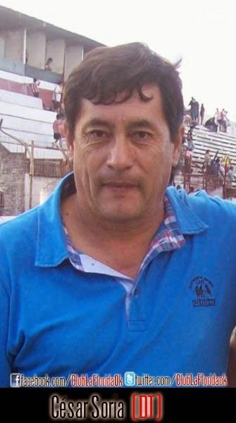 César Soria  (DT)