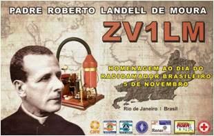 The Brasilian Radioamateur's Day
