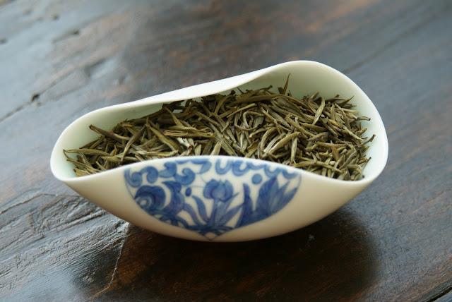 bourgeons de thé