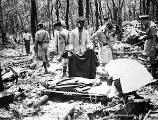 Dag Hammarskjöld DC-6 Ndola plane crash