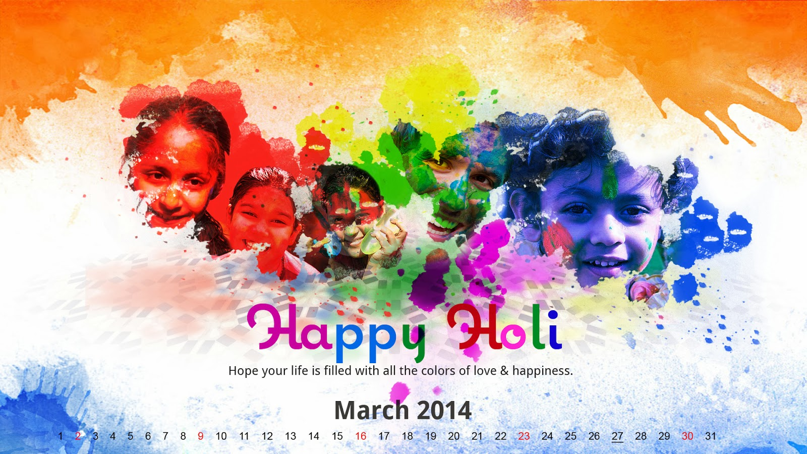 So Guys Start Scrolling Down And Check Out Our Collection On Happy Holi 2015 Computer Background HD Wallpaper