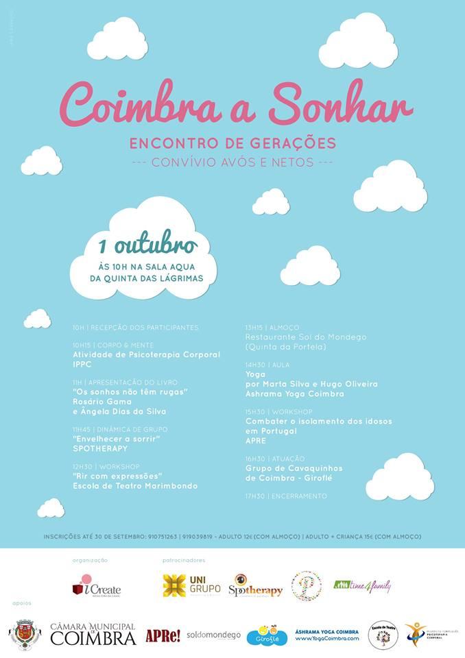 Comemoração do Dia Internacional das Pessoas Idosas, Núcleo APRe! de Coimbra