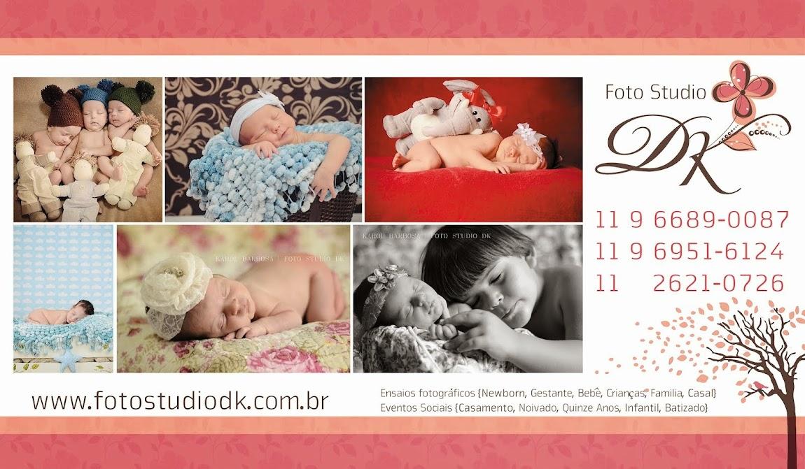 Foto Studio DK - Um novo conceito de fotografia