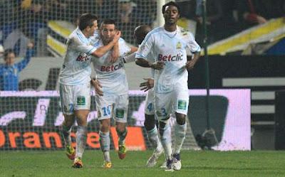 Marseille 3 - 0 PSG (1)