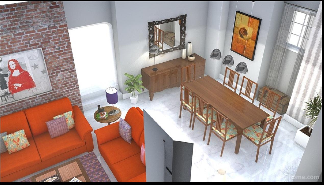 Proyecto: Salón-comedor Auri | La Maison 17 decoración-interiorismo