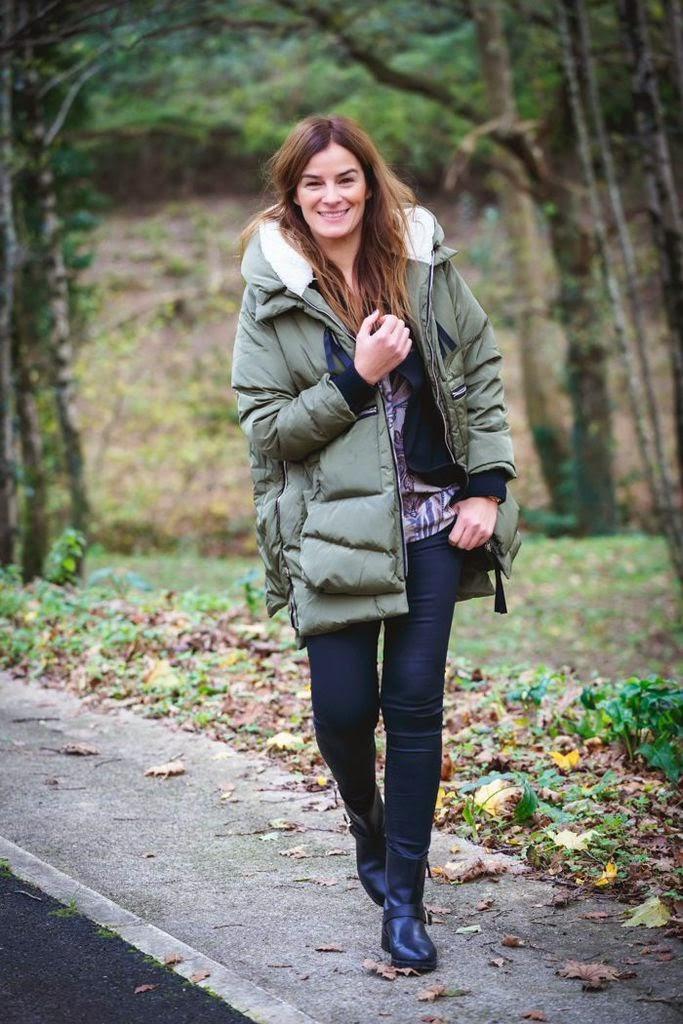 Plumifero , verde , pluimas , es cuestion de estilo , Lucia Díez