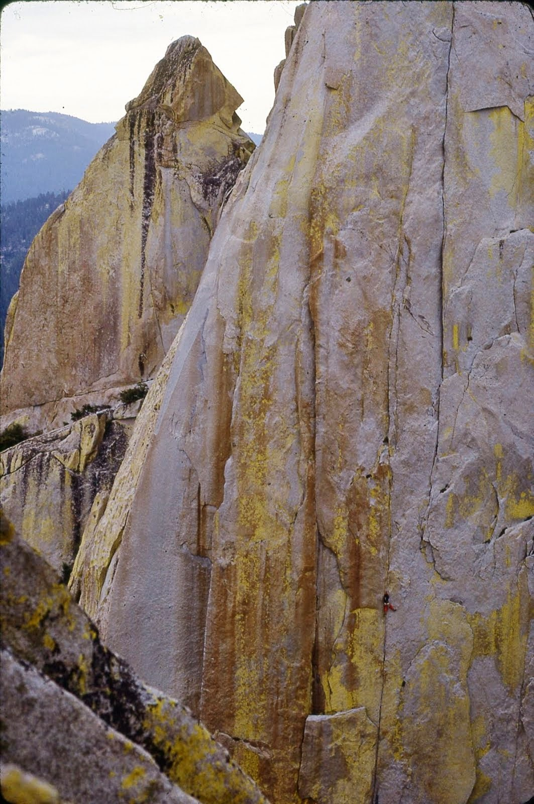 The Needles...East Face Sorcerer