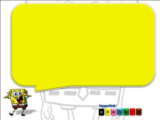 spongebob powerpoint template powerpoint template download spongebob template