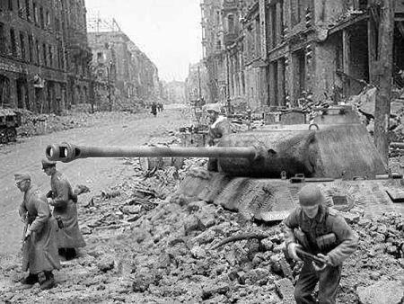 perang berlin 1945 merupakan perang paling berdarah yang pernah terjadi