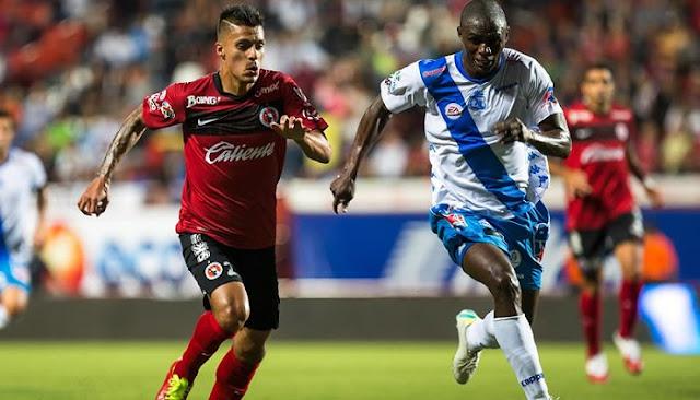 Ver partido Puebla vs Tijuana en vivo
