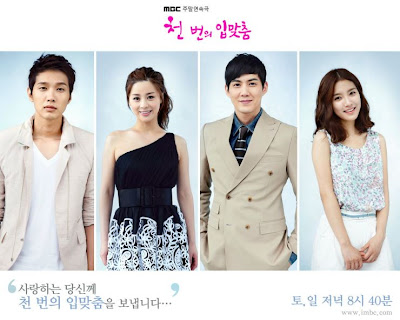 Sinopsis Drama Korea A Thousand Kisses