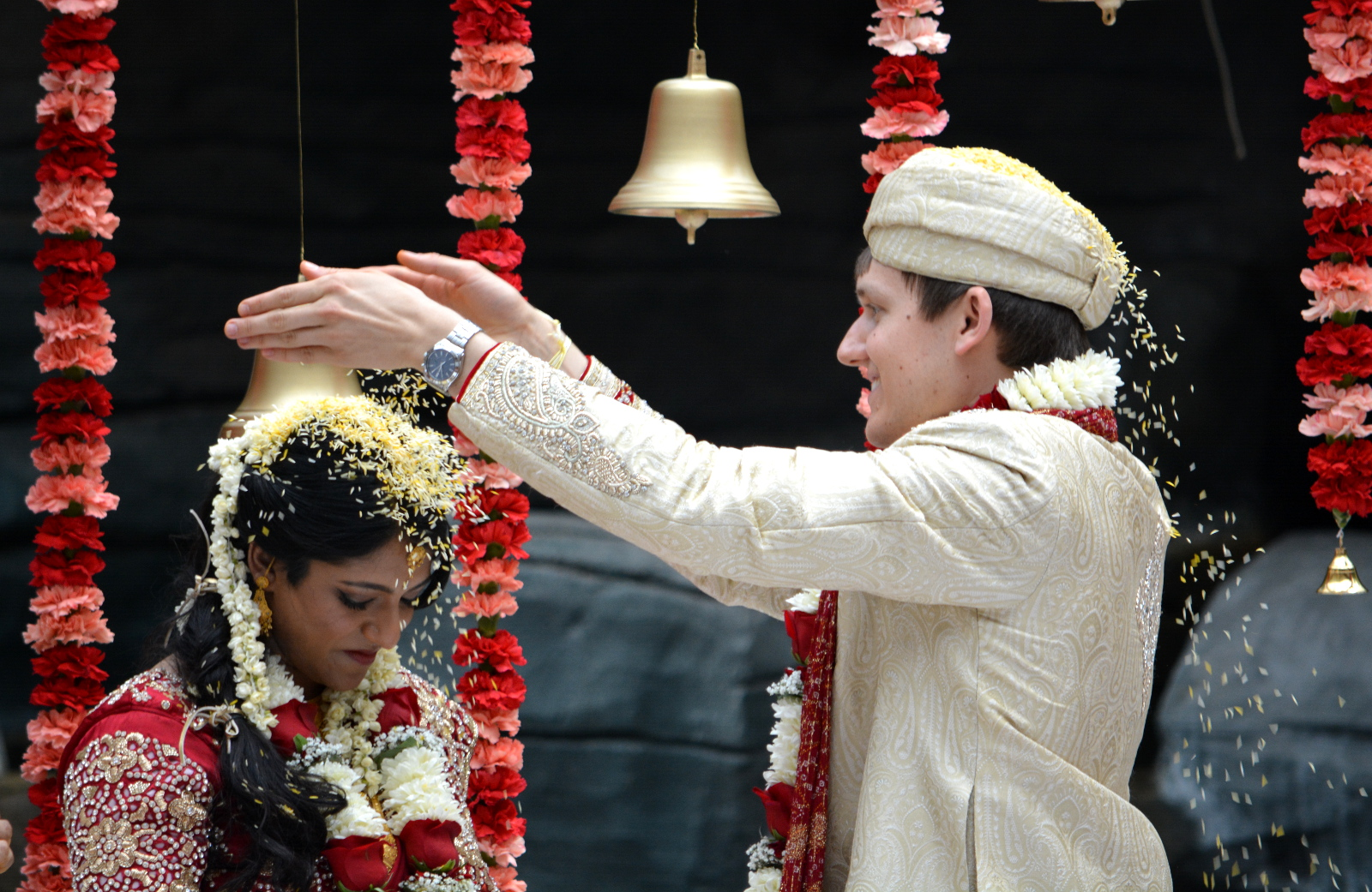 cozy birdhouse | joe and roshni's hindu wedding ceremony