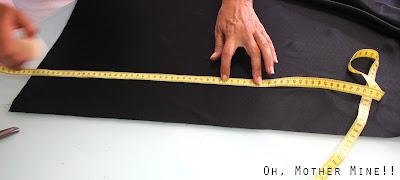 DIY Blog de costura como hacer y coser una falda estilo barroco