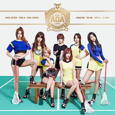 [EP] Heart Attack - AOA